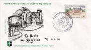 Bourg-en-Bresse - Porte Des Jacobins - Foire Exposition - Ohne Zuordnung