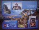 2013. Ukraina.  Autonomous Republic Of Crimea.  République Autonome De Crimée.  Autonomen Republik Krim. - Ucrania