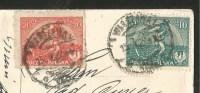 POLSKA Warszawa Ogrod Saski 1922 - Poland