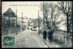 Cpa  Du 76 Ste Adresse -- Route De La Hève  Et Rue Des Bains    OCT15 - Sainte Adresse