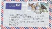 LBL33D2 - BOTSWANA  LETTRE DE SEPTEMBRE 1997 - Botswana (1966-...)