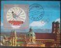 E11l FUJEIRA 1971 Mi. Block 678 Souvenir Sheet Munich Olympic Games - Fujeira