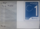 E11l United Arab Emirates UAE Mi 679 Single Issue 1st Anniv Of New Emirates Post - MNH - United Arab Emirates