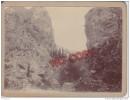 Au Plus Rapide Moustiers Sainte Marie 1929 Alpes De Haute Provence Beau Format - Lieux
