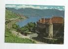 Cp , Suisse , VD , Château De GLEROLLES , St SAPHORIN Et VEVEY , Voyagée 1965 , Ed : Sartori 10047 - VD Vaud