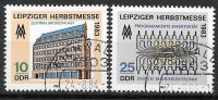 DDR 1983 / MiNr.  2822 - 2823    O / Used  (s131) - [6] République Démocratique