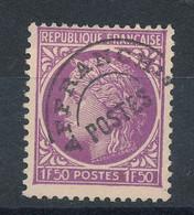 Préoblitéré  N°91A (o) - 1893-1947
