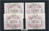 FINNLAND 1993 ATM Nr 14 Satz S1 Von ANr 023 (78688) - Vignettes D'affranchissement (ATM/Frama)