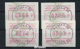 FINNLAND 1993 ATM Nr 14 Satz S1 Von ANr 032 (78680) - Vignettes D'affranchissement (ATM/Frama)
