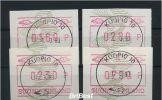 FINNLAND 1993 ATM Nr 14 Satz S1 Von ANr 011 (78700) - Vignettes D'affranchissement (ATM/Frama)