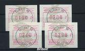 FINNLAND 1993 ATM Nr 14 Satz S1 Von ANr 003 (78708) - Vignettes D'affranchissement (ATM/Frama)