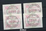 FINNLAND 1993 ATM Nr 14 Satz S1 Von ANr 014 (78697) - Vignettes D'affranchissement (ATM/Frama)