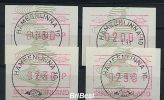 FINNLAND 1993 ATM Nr 14 Satz S1 Von ANr 039 (78673) - Vignettes D'affranchissement (ATM/Frama)