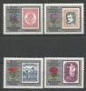 TP DE HONGRIE N° 2171 à 2174 NEUFS SANS CHARNIERE - Hongrie