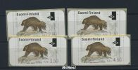 FINNLAND 1995 ATM Nr 29.2 S3 Postfrisch (78203) - Vignettes D'affranchissement (ATM/Frama)