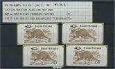 FINNLAND 1994 ATM Nr 24.2 Satz S1 Postfrisch (78159) - Vignettes D'affranchissement (ATM/Frama)