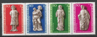 TP DE HONGRIE N° 2510 à 2513 NEUFS SANS CHARNIERE - Hongrie