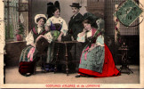 Costumes D'Alsace Et De Lorraine - Costumi