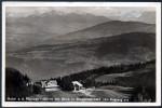 0828 - Alte Foto Ansichtskarte - Hotel Gaststätte Pfänder Luftaufnahme 1929 - Lochau