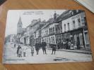 C2  La Mayenne - Pré En Pail - La Grande Rue  ANIMEE COMMERCE - Pre En Pail