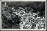 0854 - Alte Ansichtskarte - Berneck Im Fichtelgebirge Gel 1938 - Bayreuth