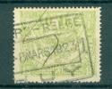 """BELGIE - OBP Nr TR 101 - Cachet  """"NORD-BELGE - HUY 1"""" - (ref. AD-370) - 1915-1921"""