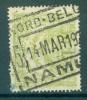 """BELGIE - OBP Nr TR 101 - Cachet  """"NORD-BELGE - NAMUR 5""""  - (ref. AD-374) - 1915-1921"""