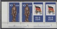 Lot DDR Michel No. 1613 , 1614 ** postfrisch DV Druckvermerk