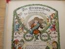 Der Struwwelpeter: Lustige Geschichten und Drollige Bilder. Dr. Heinrich Hoffmann. Jubil�umsblatt