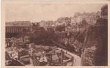 Luxembourg-Ville  - Les Remparts - Non Classés