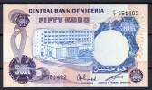 NIGERIA 1973. 50 KOBO .NUEVO SIN CIRCULAR.UNCIRCULATED .PICK Nº14 F VER FOTO.B483 - Nigeria