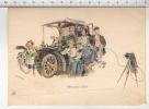 Mercedes 1904 - Gruss Aus Stuttgart! / Souvenir De Stuttgart / Greetings From Stuttgart! / Recuerdo De Stuttgart - Passenger Cars