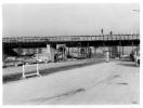 PHOTO ORIGINALE 24 X 18 CM CONSTRUCTION AUTOROUTE CERTAINEMENT ESPAGNE - Lieux