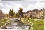 A R Quinton - The Lawn, Dawlish Colour Postcard - J Salmon No 1807 - Unused - Quinton, AR