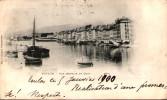 TOULON - Vue Générale Du Quai - Toulon