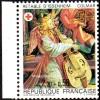 France N° 2392 A ** Croix Rouge 1985 Du Carnet - Rétable D'issenheim Près De Colmar Bdf à Gauche - France