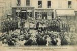 Dép 77 - Militaria - Guerre 1914-18 - La Ferte Sous Jouarre - Remise De La Croix De Guerre à Un Militaire Fertois 1915 - La Ferte Sous Jouarre