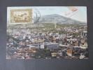 Österreich / Bosnien Und Herzegowina Nr. 31A Einzelfrankatur Auf Einer Ansichtskarte. Sarajevo. Capajebo. - Bosnien-Herzegowina