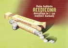 ACEDICONA,DRUG,MEDICINE-SERBIA 1930th - Pubblicitari