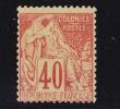 Colonies Générales N°57 - Neuf * - TB