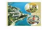 Croatie IZDAJE - Hotel - Plat - Salle Restaurant Langouste / Bowling -  1980 - Bowling