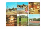 "DAKAR - Club Mediterranee - ""LES ALMADIES"" Activités - Tir à L'arc Tennis Ordinateur Piscine Volley-ball Restaurant - Tir à L'Arc"