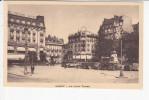 NANCY (54-Meurthe Et Moselle) Place Thiers, Hôtel Restaurant, Excelsior, Voitures 1930 Environ - Nancy