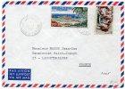 Wallis : Lettre De 1971 Pour La France - Expéditeur 'Station Météorologique (Météo) De Hihifo - Covers & Documents