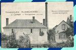 (19) POMPADOUR - COMBY - Conserves Alimentaires - Maison Habitation Et Entrée Des Magasins - France
