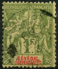 Sénégal (1892) N 20 (o) - Senegal (1887-1944)