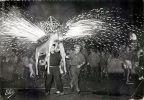 64 BIDART LE TOROS DE FUEGO FETE  CARNAVAL  CARTE ANNEES 1960/1980 - Bidart