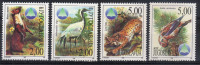 Yugoslavia,Protected Animal Species-Forest Animals 1998.,MNH - 1992-2003 Federal Republic Of Yugoslavia