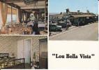 HOTEL RESTAURANT LOU BELLA VISTA SAINT LAURENT DU VAR 06 CHEMIN DE ST JEANNET MONTALEIGNE - Hotels & Gaststätten