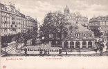 Ao - Cpa FRANKFURT A. Main - Un Der Hauptwache (précurseur) - Frankfurt A. Main